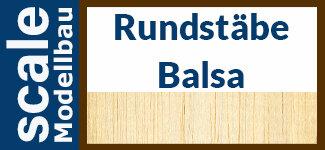 Balsa Rundstäbe