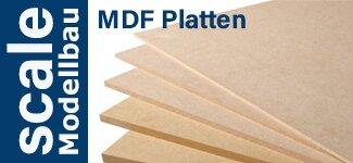 MDF Platten