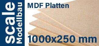 MDF 1000x250