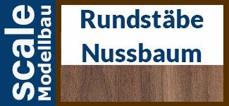 Nussbaum Rundstäbe