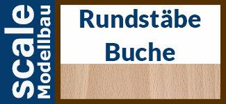 Buche Rundstäbe