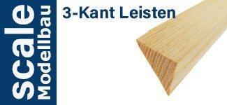 3-Kant Leisten