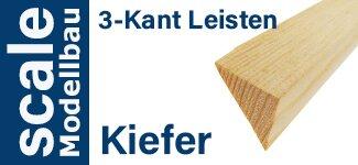 Kiefer 3-Kant Leisten