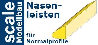Nasenleisten Normalprofil