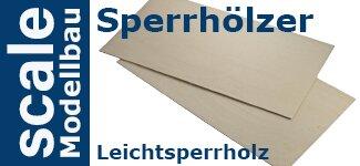 Leicht-Sperrholz