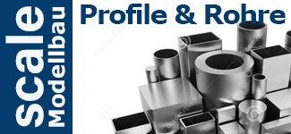 Profile-Rohre