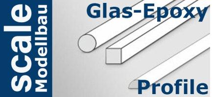 Glas Epoxy Profile