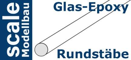 Glas Epoxy Stäbe