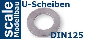 DIN 125 U-Scheiben