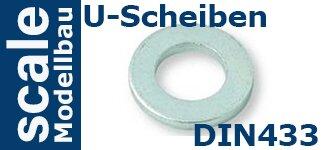 DIN 433 U-Scheiben
