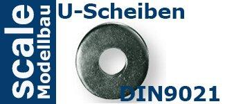 DIN 9021 U-Scheiben