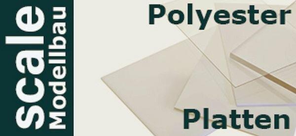 Polyesterplatten