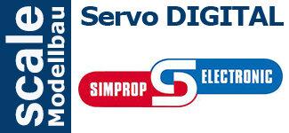 Servo Digital Simprop