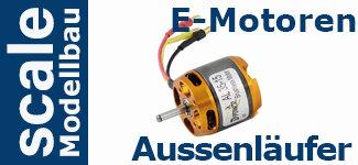 E-Motoren Aussenläufer