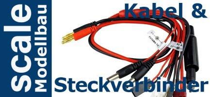 Kabel und Steckverbinder