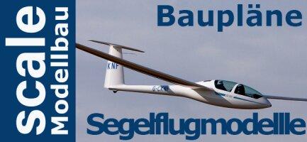 Baupläne Segelflugzeuge