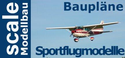 Baupläne Sportflugzeuge