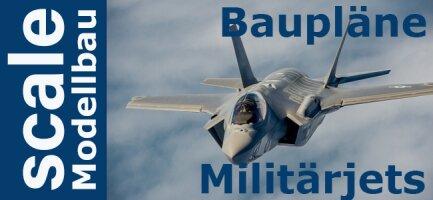 Baupläne Militärjets