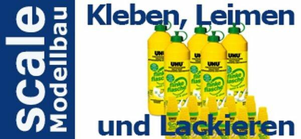 Kleben, Leimen & Lackieren