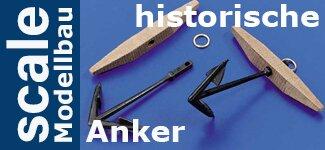 Historische Anker