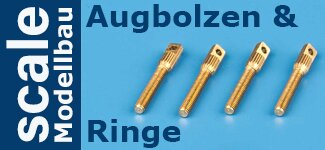 Augbolzen & Ringe
