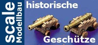 Historische Geschütze