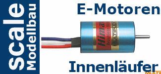 E-Motoren Innenläufer