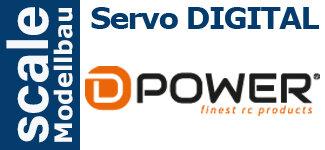 Servo Digital D-Power