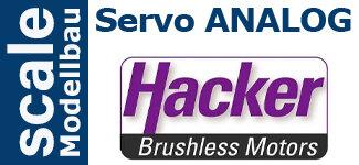 Servo Analog Hacker