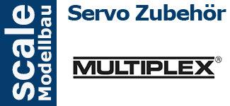 Servo Zubehör Multiplex