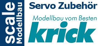 Servo Zubehör Krick