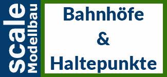 Bahnhöfe & Haltepunkte