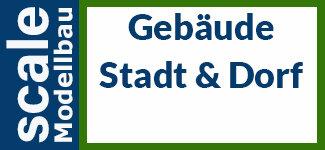 Gebäude Stadt & Dorf