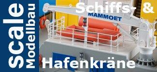 Schiffs- und Hafenkräne
