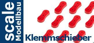 Klemmschieber