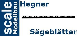 HEGNER Sägeblätter für Feinschni