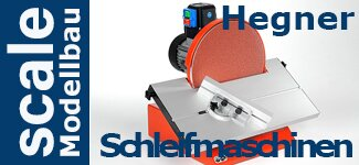 HEGNER Schleifmaschinen