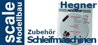 HEGNER Zubehör Schleifmaschinen
