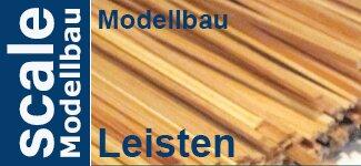 Modellbauleisten