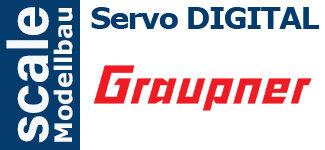 Servo Digital Graupner