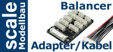 Balancer Adapter / Kabel
