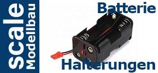 Batterie Halterungen