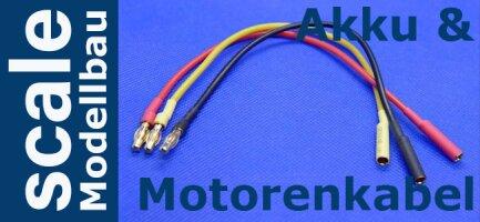 Akku- / Motorenkabel
