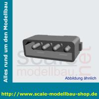 AMP-STECKER 4polig    A