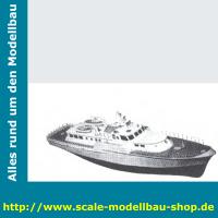 Bauplan LORD Motoryacht