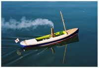 New Star Dampfschiff