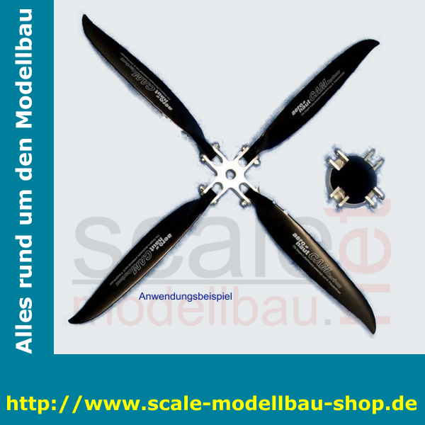 Präz-Spinn.4Bl.42/6,00