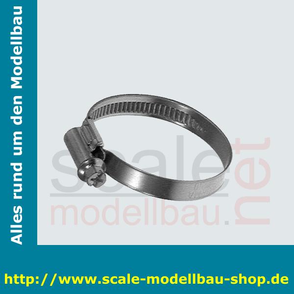 Schlauchschelle. 8-12 mm