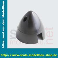 Spinner 40mm schw