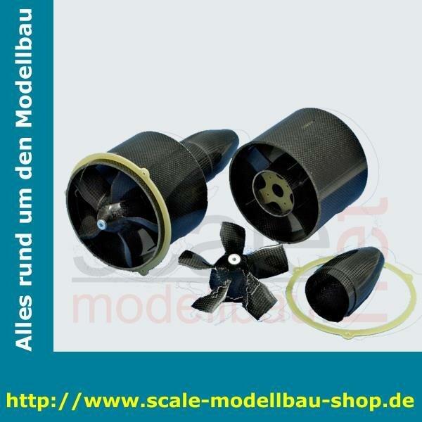Impeller TurboFan 3000 5mm Motorwelle